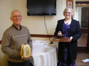 Elizabeth Haigh & Harry Copley