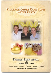 Easter party  copy